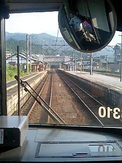 t*[旅] 0k 中津川駅