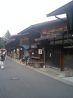 t*[旅] 78k 奈良井宿