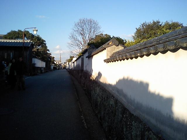 t*[旅] 萩城下町