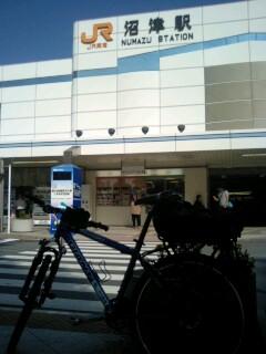 t*[旅] 沼津駅