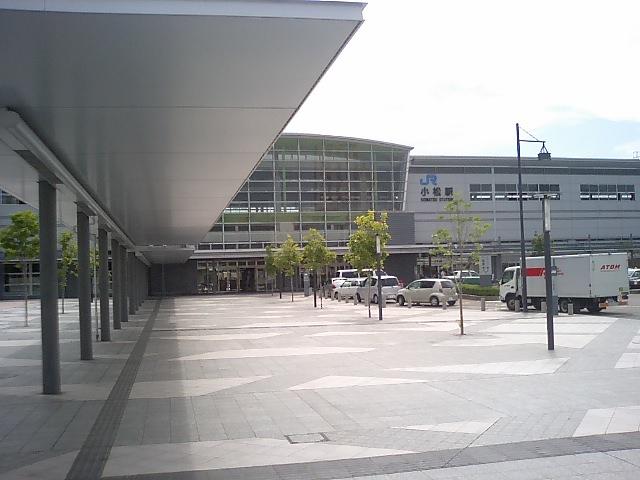 t*[旅] 小松駅