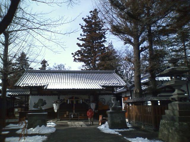t*[旅]真田神社