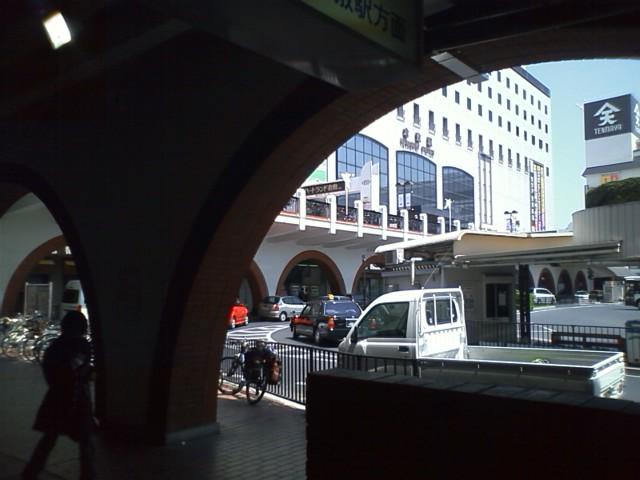 倉敷駅到着!