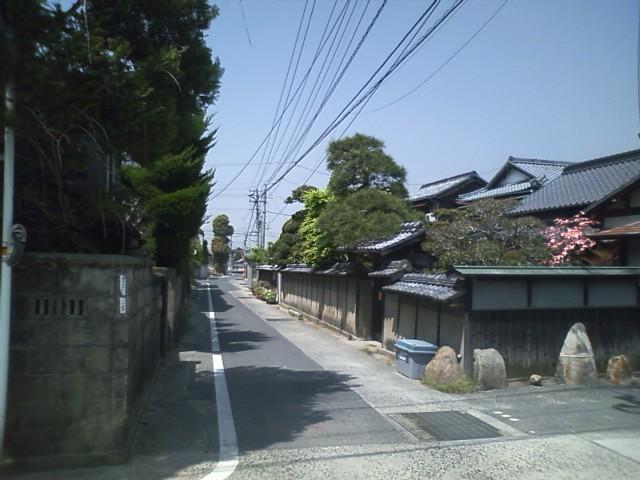 観光地化されてない旧主要街道走るの楽しいなぁ