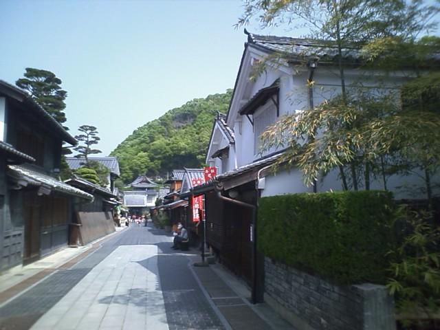 竹原 製塩の町