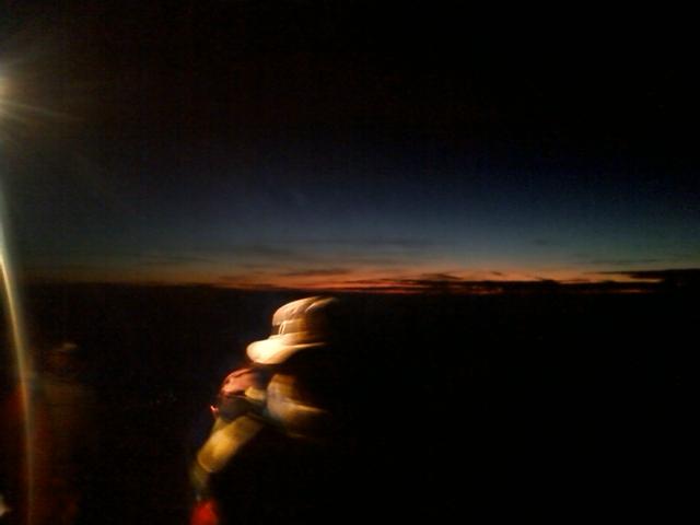 [富士登山]八合五勺  3450m