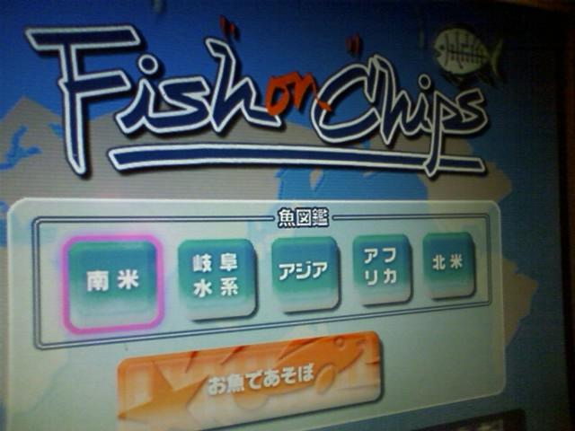 世界の魚が見れる水族館レストラン(キリッ