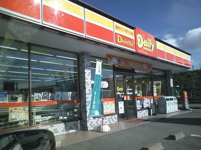 デイリーヤマザキ 豊科インター店 こっちはデイリーヤマザキ多いな さて高山方面へレッツゴー