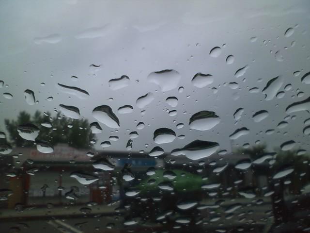 132K 桂川PA 大津は薬飲むために止まったのに忘れたのでまた各駅停車。雨降ってきた。