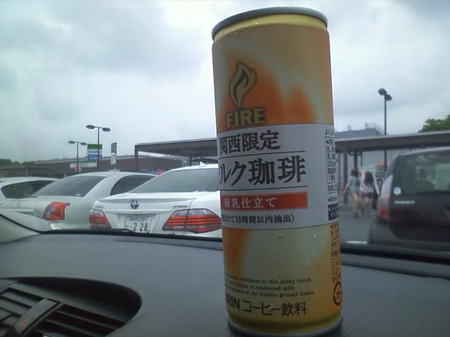 810K 兵庫県 三木SA こっちのSAは混んでた。行楽地で昼飯食べて帰る人で渋滞になる前に大阪つっきる!