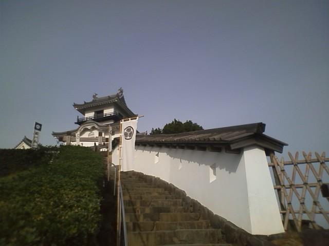 掛川城 美術館 500円