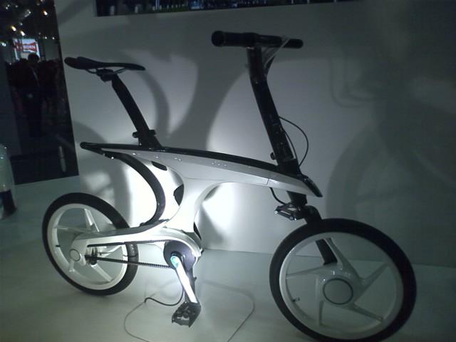 ヤマハ 電動アシスト自転車 コンセプト?