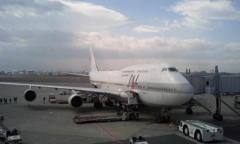 t*[旅] 0k 羽田空港