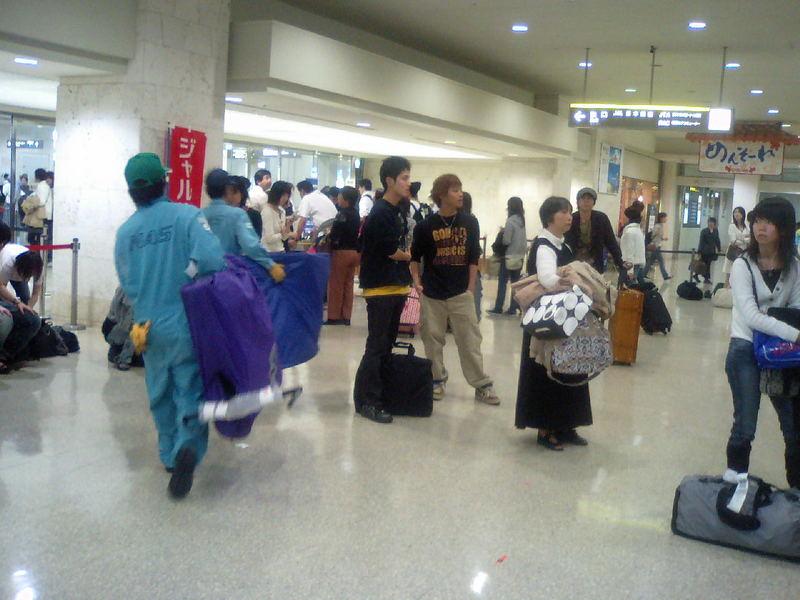 t*[旅] 0k 那覇空港