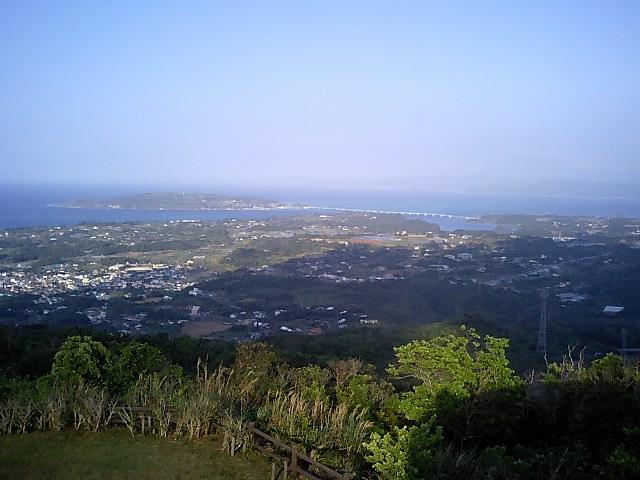 t*[旅] 66k 乙羽岳展望台